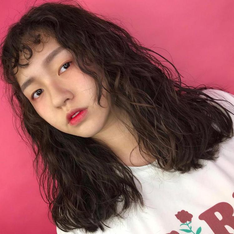 髮型創作/后起Hair Styling / Queena,圖/StyleMap美...