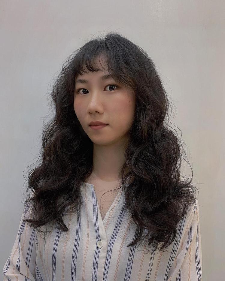 髮型創作/PS62 國際髮型 / Allen,圖/StyleMap美配提供