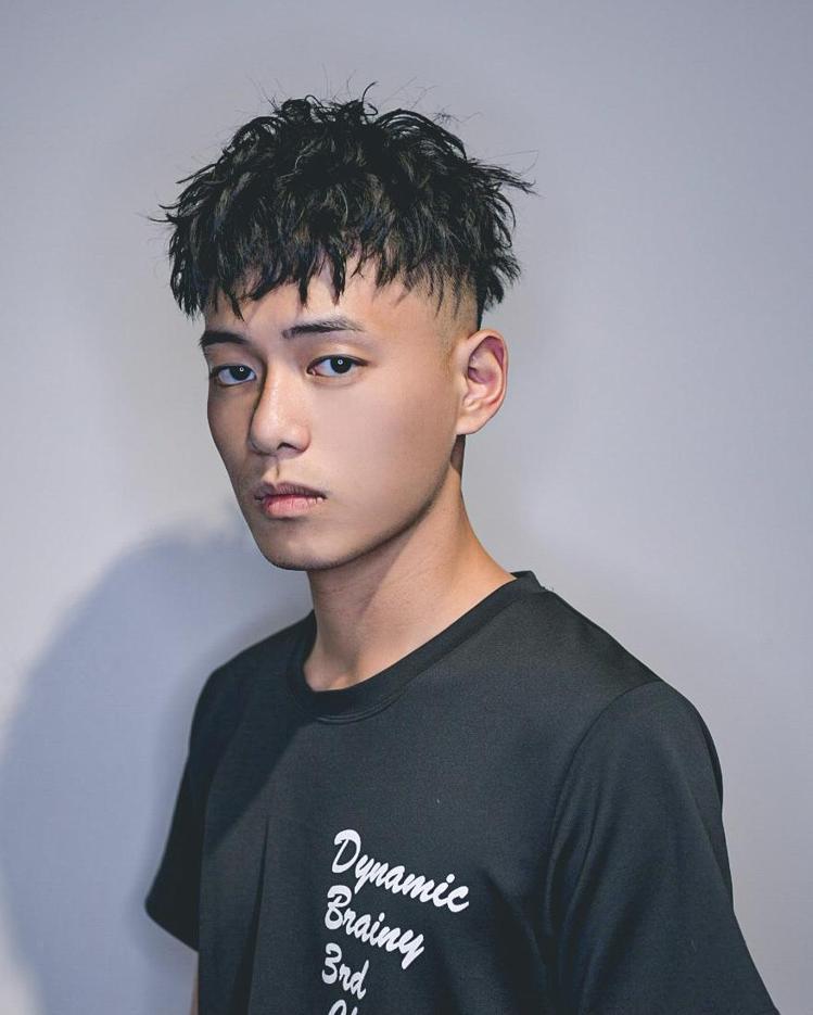 髮型創作/柒叁上海理髮 / 麻司 Mars,圖/StyleMap美配提供