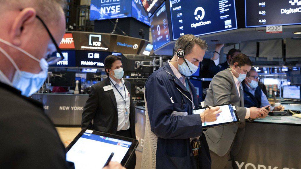 投資人在歷經緊張的第1季後,第2季將聚焦五大趨勢。圖/美聯社