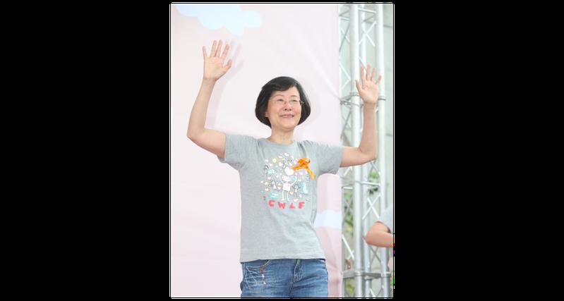 前法務部部長、兒福聯盟基金會董事長羅瑩雪昨日晚間因乳癌逝世,享壽69歲。圖/本報資料照片