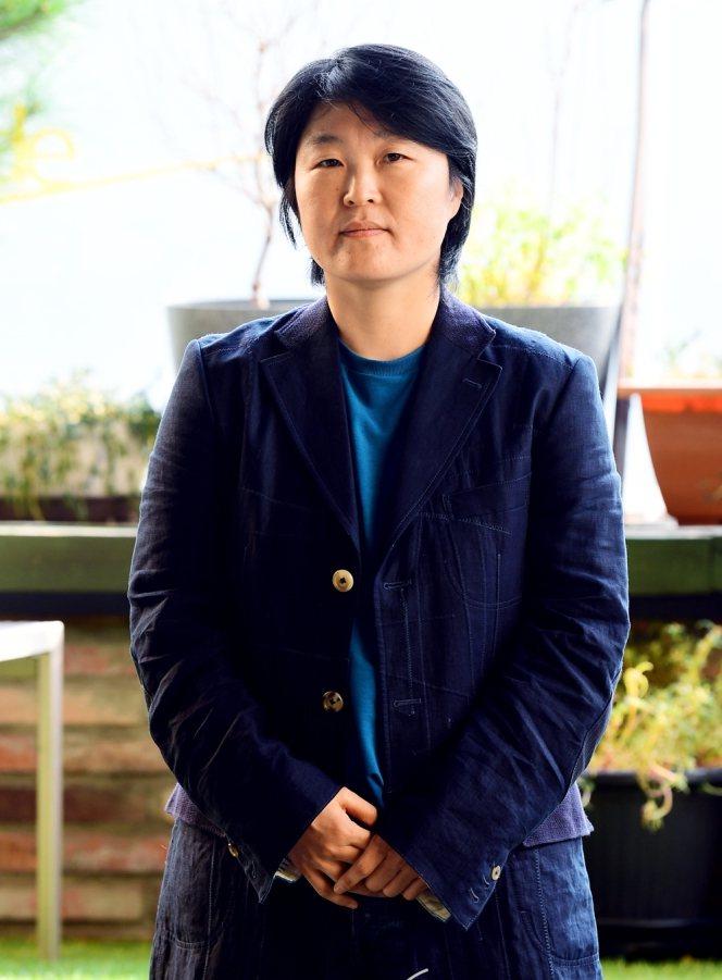 韓國女導演朴惠鈴深夜在她的IG上,對台灣發生火車事故表達關切及慰問。圖/海鵬提供