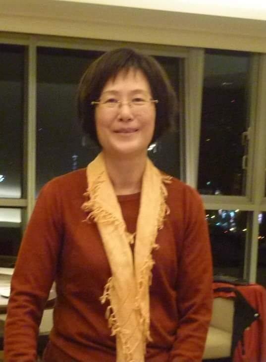 法務部前部長羅瑩雪昨天病逝。圖/取自江宜樺臉書