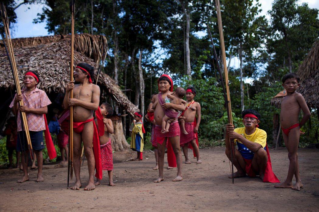 巴西亞馬遜雨林正上演著大肆盜採金礦與鑽石的非法行為,且步步逼近南美洲最大的原住民...