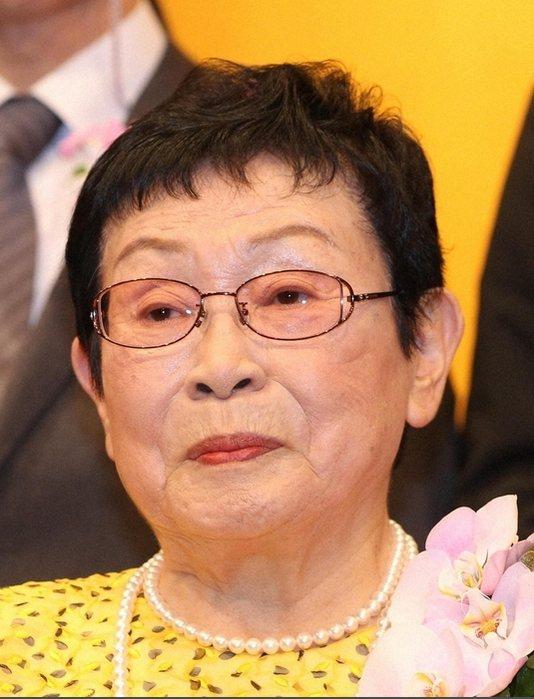 「阿信」編劇橋田壽賀子病逝。 圖/擷自體育日本網站