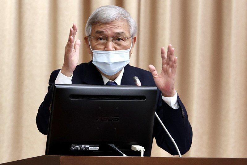 央行總裁楊金龍(圖)坦言,美國匯率報告三項指標,台灣已全數達陣,確實可能在4月被美國列為匯率操縱國。聯合報系資料照片/記者林俊良攝影