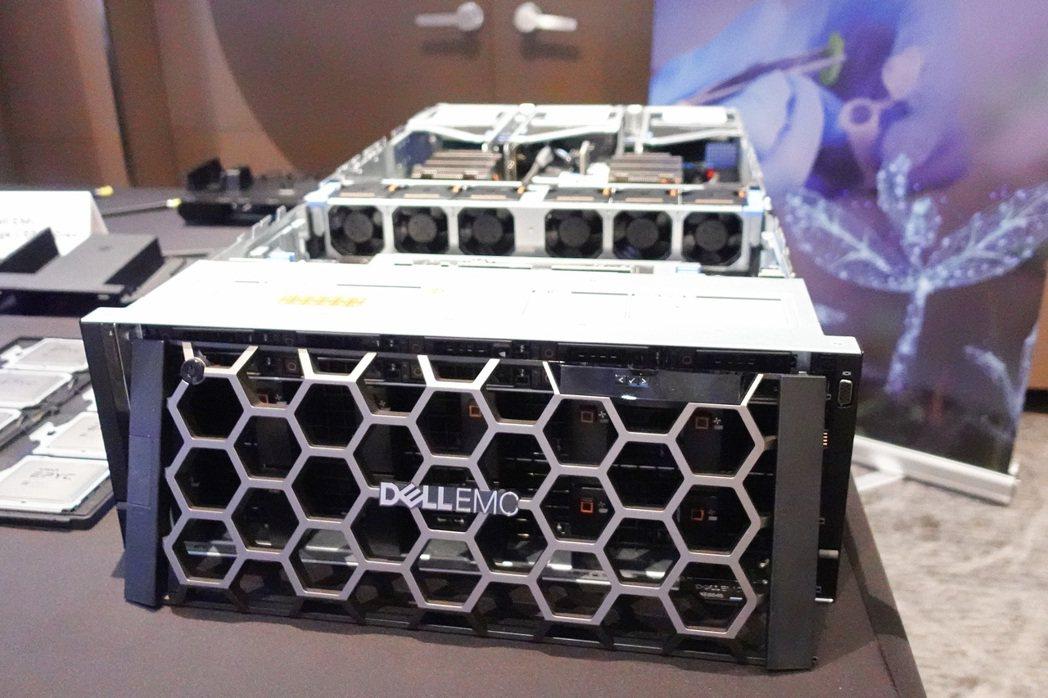 新一代Dell EMC PowerEdge伺服器系列此次共推出17款,同時擁有1...