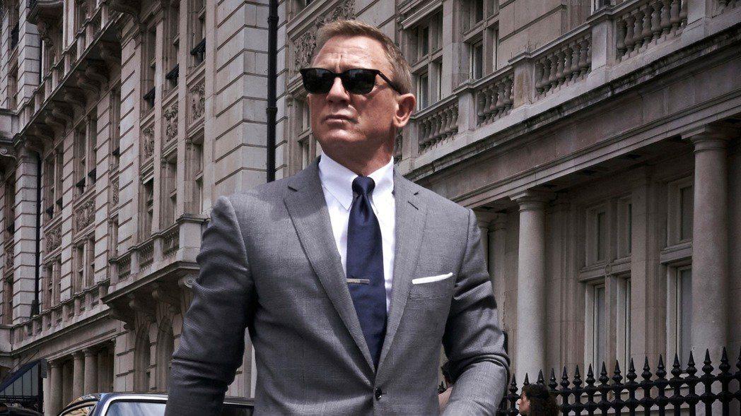 「007 生死交戰」丹尼爾克雷格計畫為電影全球宣傳。圖/摘自imdb