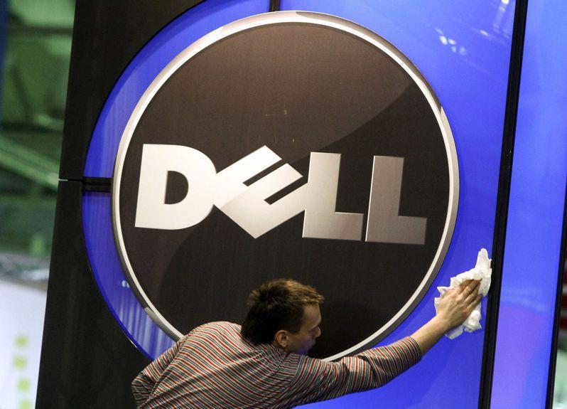 戴爾看好全球伺服器與儲存的IT支出,將會出現中間個位數成長,有利相關代工廠英業達、鴻海、仁寶等業務。 (路透)