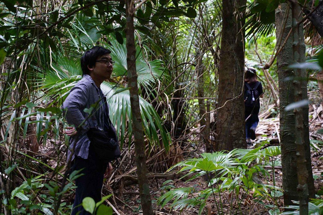 導演黃胤毓為拍「綠色牢籠」花費7年時間。圖/希望行銷提供