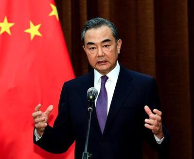 大陸外長王毅。(新華社資料照片)