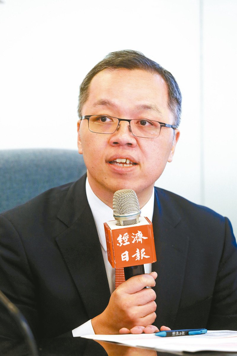 銘傳大學金融科技學院副教授兼主任林盟翔(本報系資料庫)