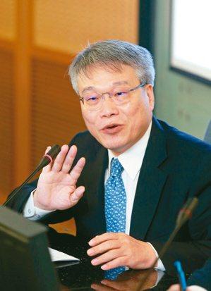 財金資訊公司董事長林國良(本報系資料庫)
