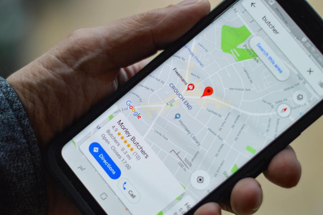 Google地圖應用程式將開始基於交通、坡度或其他因素,引導駕駛沿著估計將產生最...