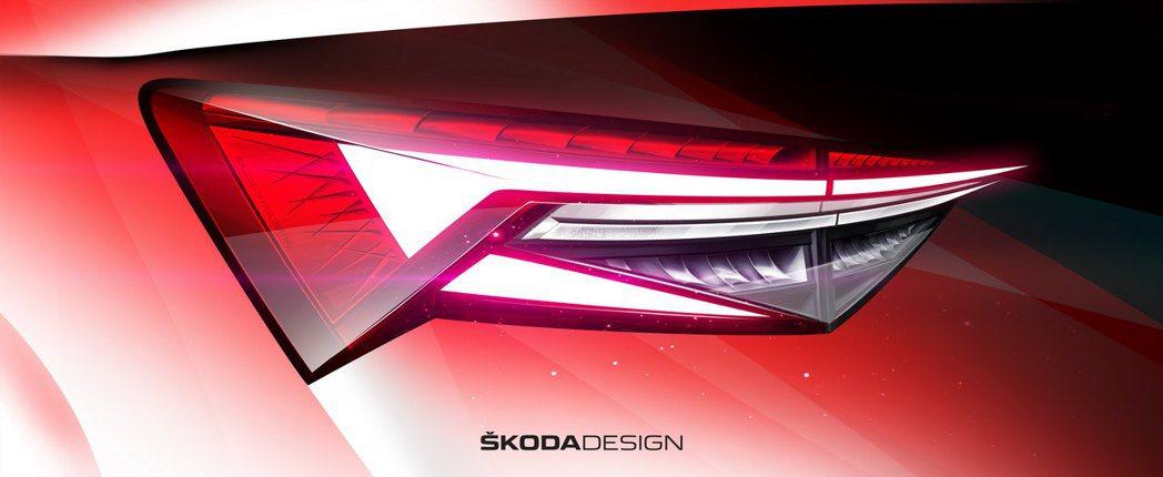 小改款ŠKODA Kodiaq將在4月13日登場。 摘自ŠKODA
