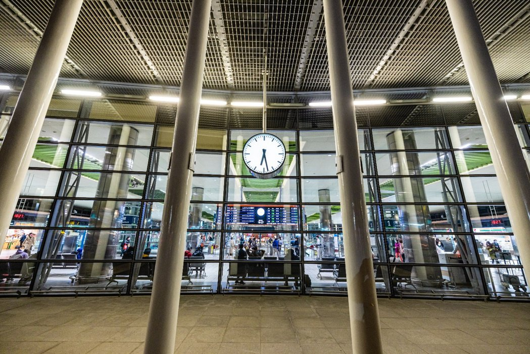 高鐵桃園站、機捷A18站周邊建設話題多,掀起自住客移入熱潮。(圖/本報資料照)