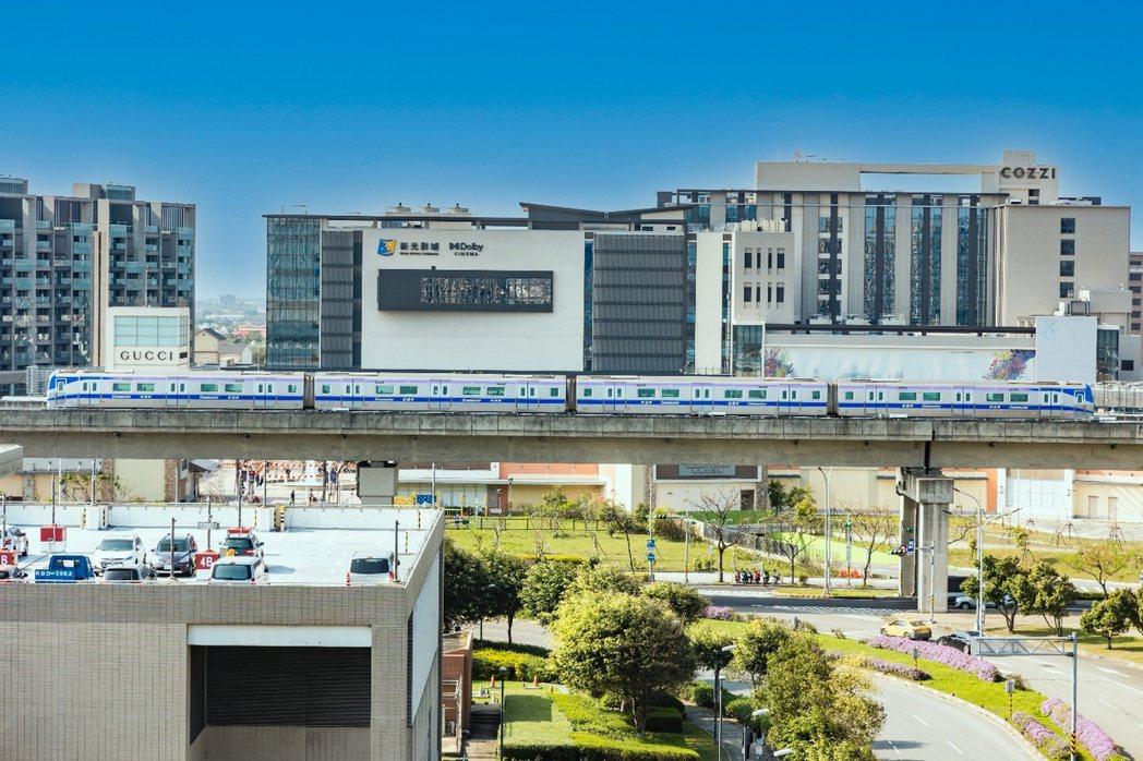 桃園A18高鐵特區重大建設、交通網路、生活休閒機能均已到位。