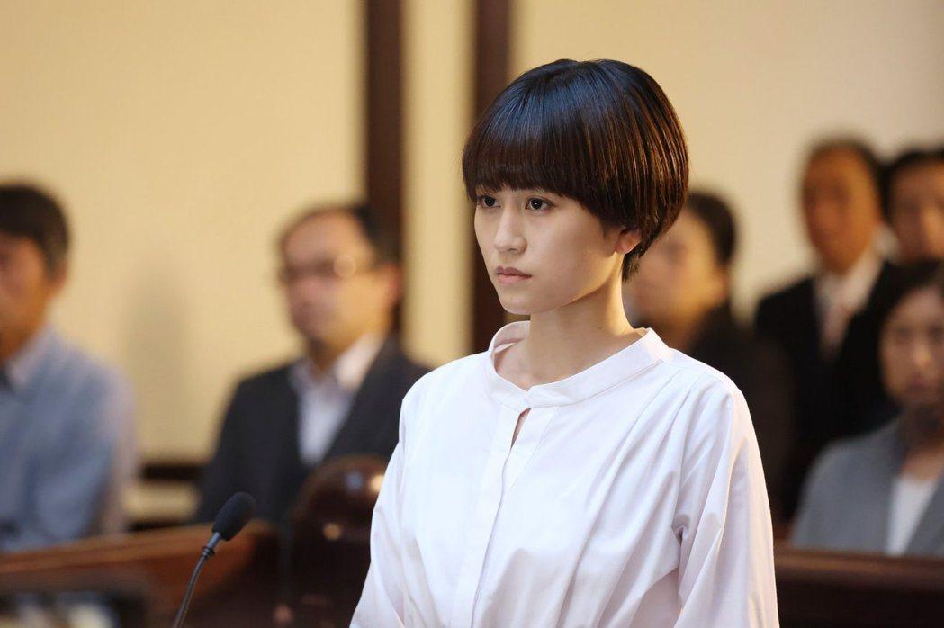 前田敦子演出《鴉色刑事組》第2單元。圖/擷自推特