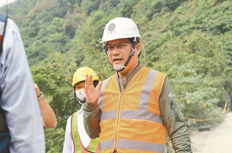 交通部長林佳龍。圖/報系資料照