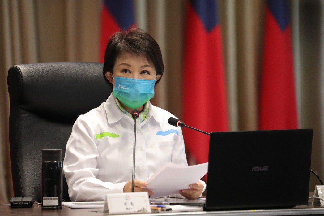 台中市長盧秀燕今早對中央開砲,不但在台中限水,昨深夜又重啟中火3號機,與民意逆向...