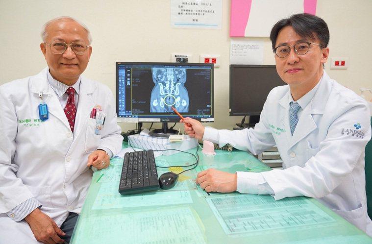 聯新國際醫院大腸直腸外科、放射腫瘤科合作,透過器官治療保留手術治療直腸癌,成功為...