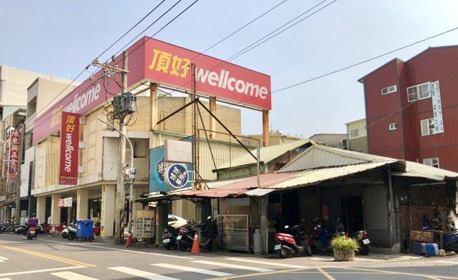 嘉義市鬧區新榮路上76年木造老屋以1.6億元成交。台灣房屋集團趨勢中心提供