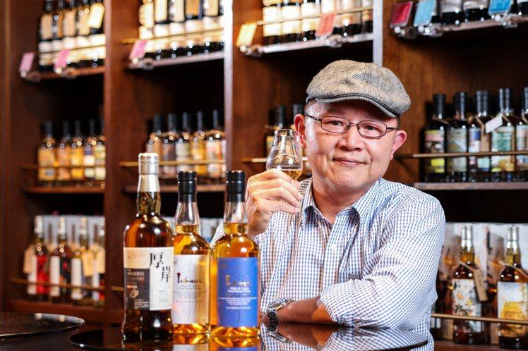 「威士忌學」、「酒徒之書」作者邱德夫,衷心期盼三年後能迎接一個全新的日威氣象。記...
