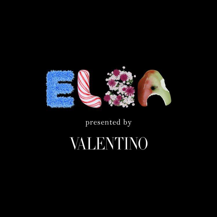 Valentino與新晉作家、演員和喜劇演員Elsa Majimbo攜手打造《T...