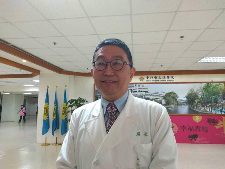 北榮精神部主治醫師周元華表示,創傷後壓力症侯群不是一般的憂鬱、恐慌症,呼籲有三類...