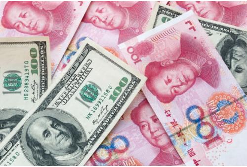 交通銀行台北分行表示,人民幣對美元近期雙向區間波動機率大。 圖/交通銀行台北分行提供