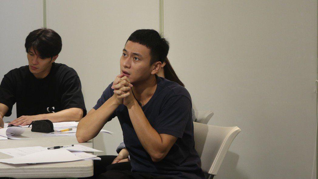 劉冠廷回歸「植劇場2」訓練,透露上課練習讓他再次找到表演的快樂之處。圖/拙八郎提...