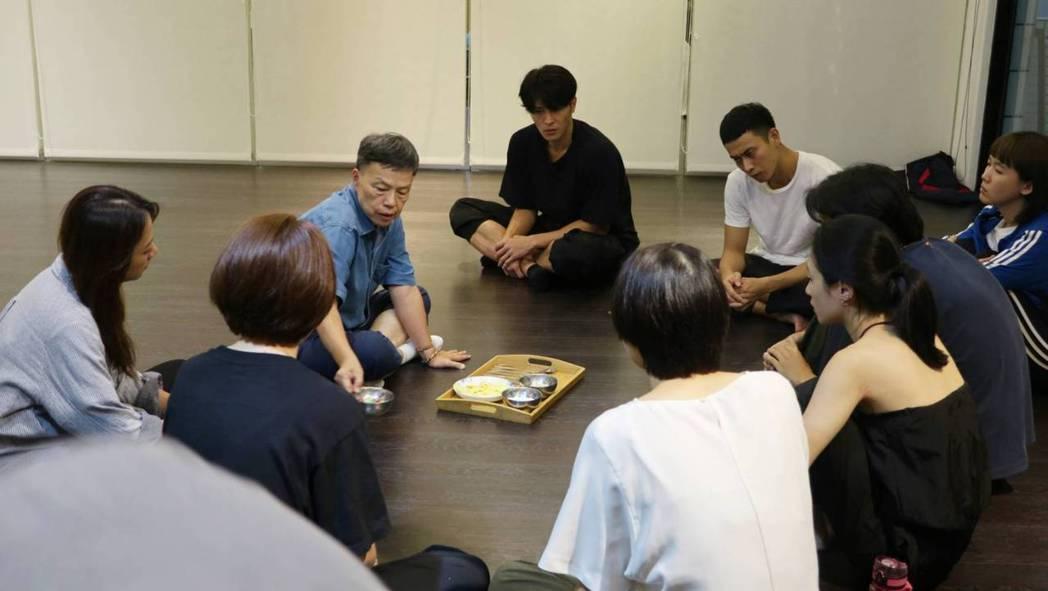 導演王小棣再開「植劇場2」課程,就是希望能讓演員們再出發裝備更好。圖/拙八郎提供