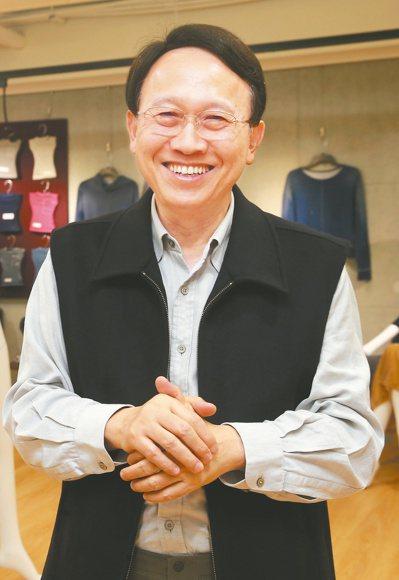 聚陽董事長周理平。(本報系資料庫)