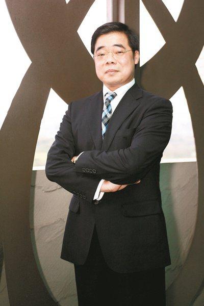 亞德客董事長王世忠。 (本報系資料庫)