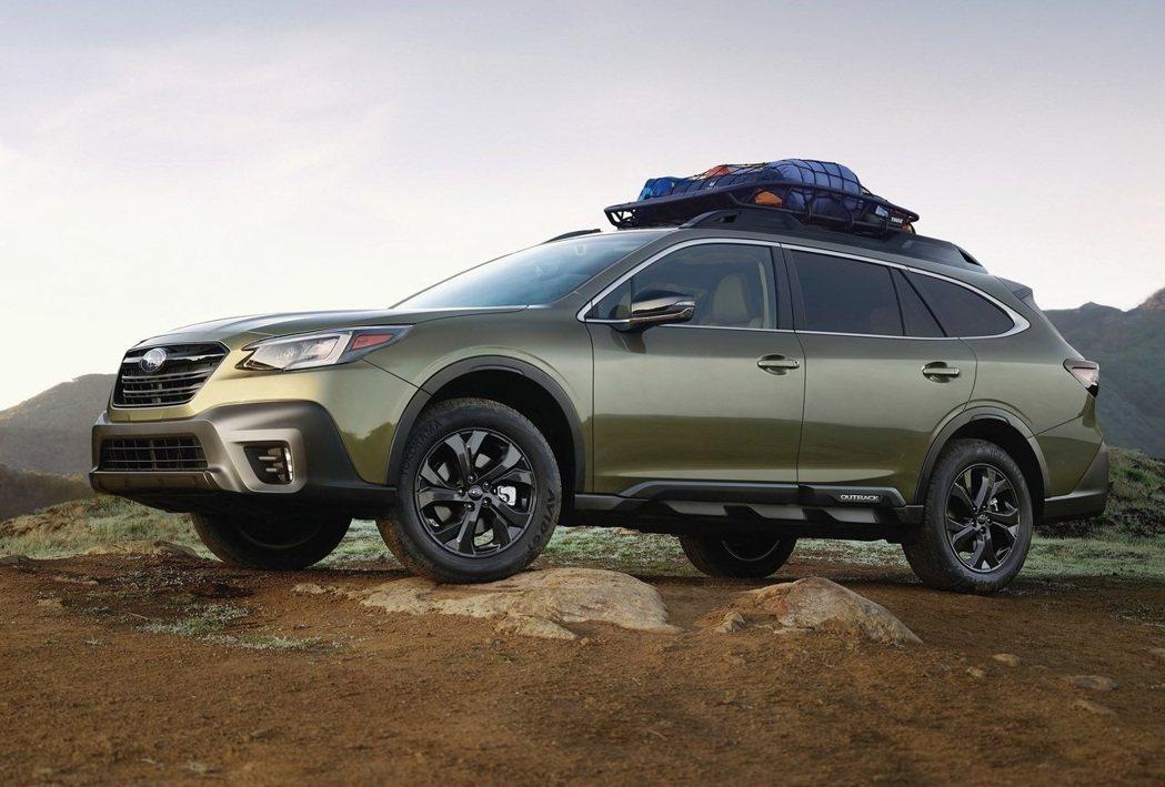 Subaru Outback。 摘自Subaru