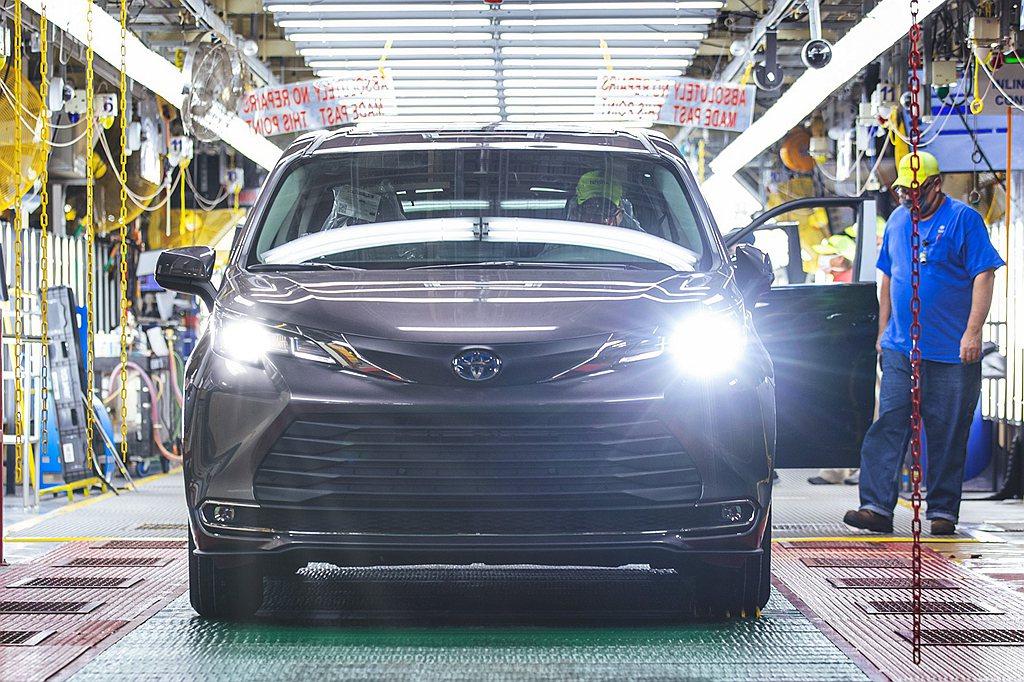 日本Toyota汽車不僅佈局全球各重點市場設立生產或研發基地,更早在1957年起...