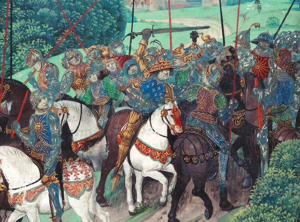 「國王深信他的身體是由易碎的玻璃做的,於是強迫自己站立不動,也禁止任何人碰觸他。...