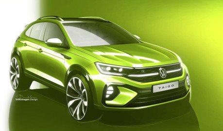 七款休旅怎麼可能夠 全新Volkswagen Taigo小休旅預告登場!