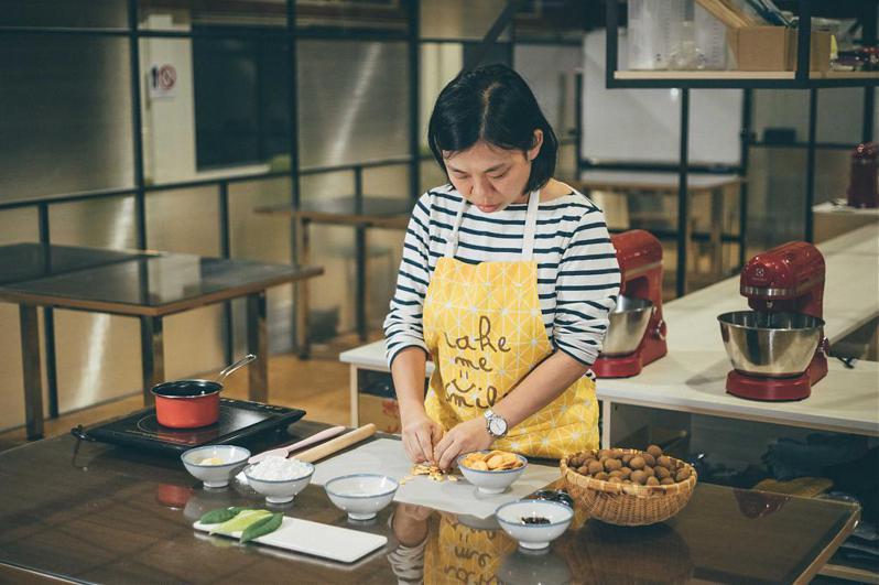 ▲跟著食物去旅行-台南仙湖農場放伴午宴。(圖/Tripbaa趣吧!自由行專家)