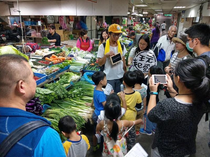 ▲跟著食物去旅行-宜蘭百年市場一日職人挑戰賽。(圖/Tripbaa趣吧!自由行專家)