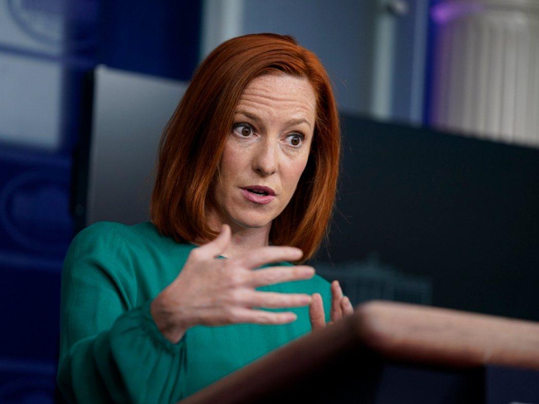 美國白宮新聞秘書普薩基6日表示,美國政府不會簽發所謂的「疫苗護照」,並指出「華府...