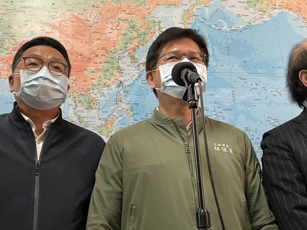 交通部長林佳龍在立法院表達歉意。記者曹悅華/攝影
