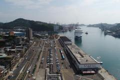 基隆港46運指部將拆 往來外島阿兵哥滿滿回憶