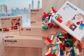 開箱/絕對秒殺!IKEA X LEGO聯名商品台灣開賣日、購買方法曝光