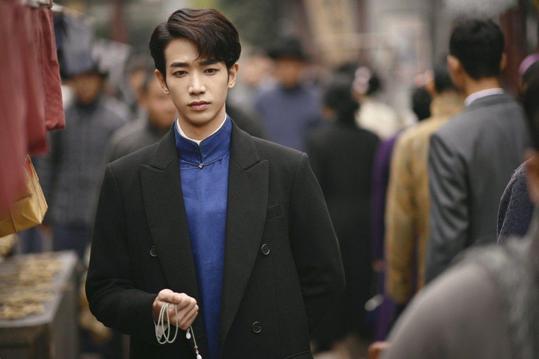 劉以豪演出「十二譚」,自認和角色個性類似。圖/劉以豪工作室提供