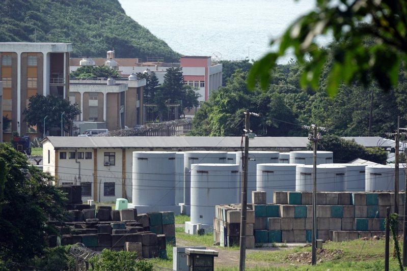 核一廠驚爆施工人員在核島區的西南角挖破冷卻水管線,當時全廠冷卻水管線只剩兩條,挖破一條後恐讓核災風險升高。記者許正宏/攝影
