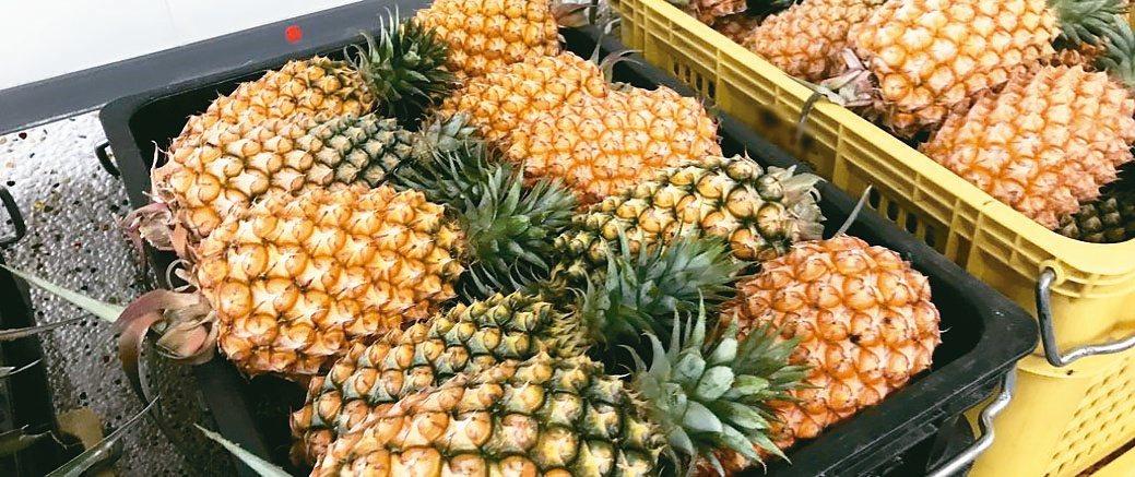 輸出入銀行向農科會訂購平台及嘉義縣農會訂購鳳梨,以實際行動支持台灣小農與弱勢團體...