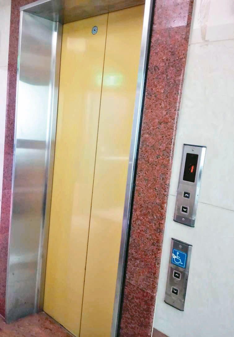 我現在雖然爬個3、4層樓還不是問題,但不想老後下不了樓、出不了門,所以超前部署換購有電梯小公寓。圖╱郎英提供