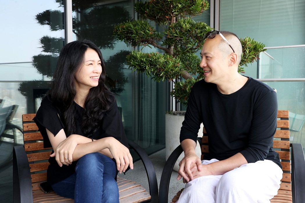 張聰與陳嵐舒夫妻,一位美食專家、一位名廚,是最佳伴侶。圖/Joey Yu 攝影...