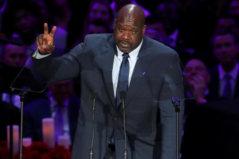 NBA/替陌生男子付清訂婚戒 歐尼爾稱只想看人們露笑容